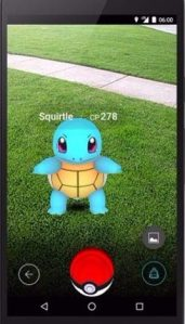 Pokemon GO squirtle